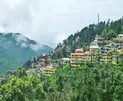 Tour Package Dharamshala